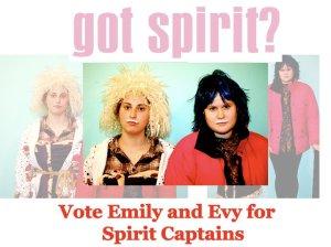 Spirit Captains