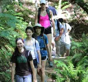 Senior hike